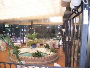 refrigeración evaporativa terrazas interiores
